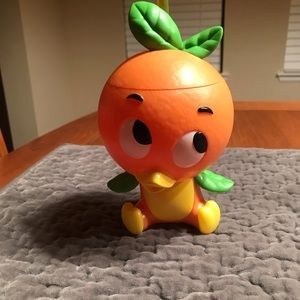 Orange Bird Sipper exclusive from Flower and Garde